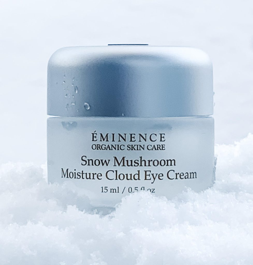 Cold weather eye cream